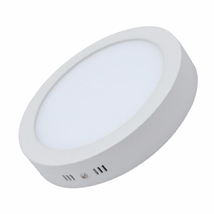 đèn led ốp trần tròn 12w
