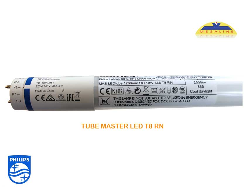 đèn tuýp Master LED T8 RN Philips 600mm