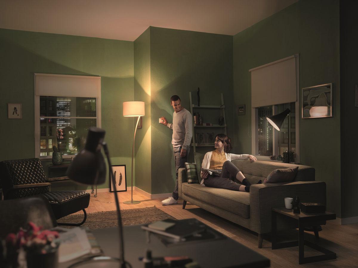 Chọn công suất đèn led phù hợp với gia đình bạn