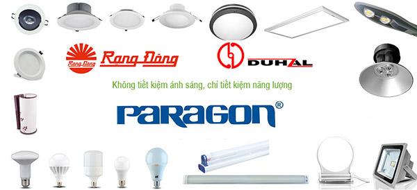 Các thương hiệu đèn led nổi tiếng tại Việt Nam
