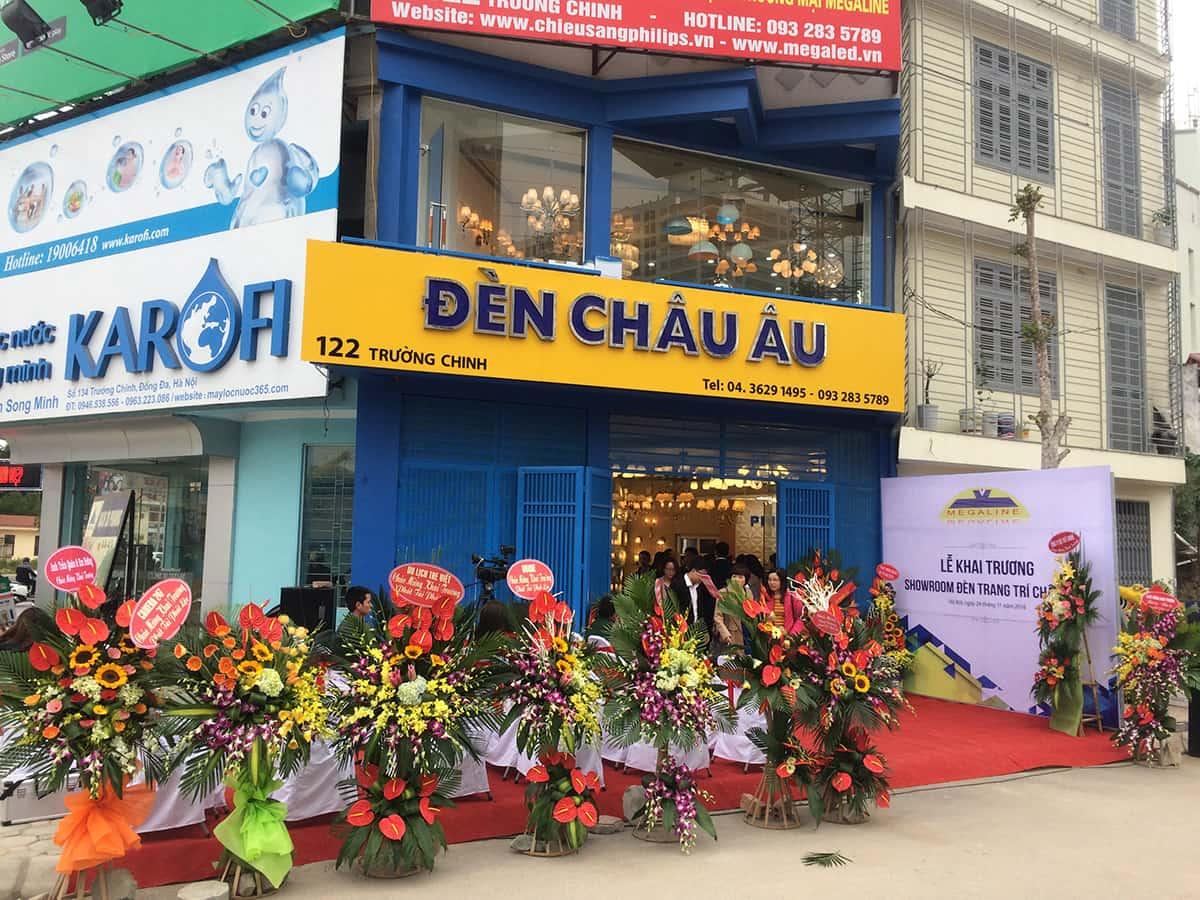 Địa điểm mua đèn led chính hãng tại Hà Nội