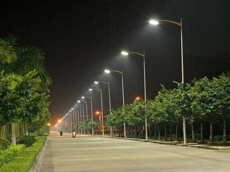 den duong led ung dung