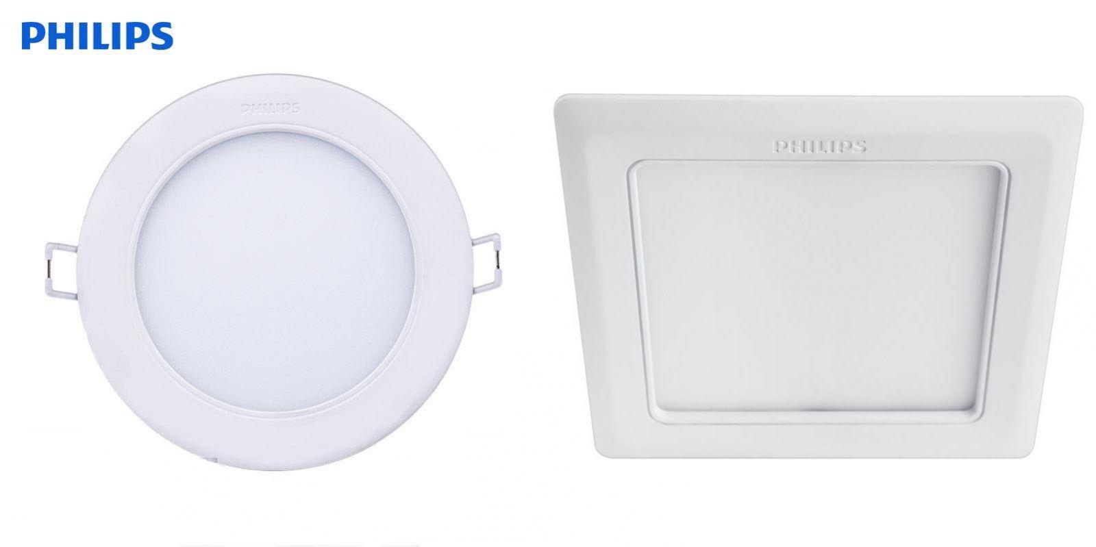 cách loại đèn âm trần sử dụng phổ biến hiện nay