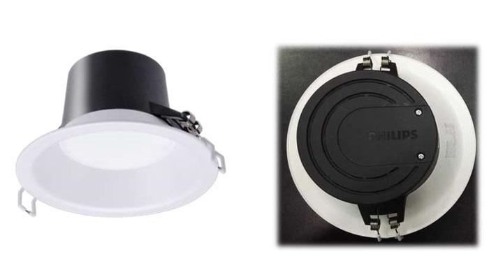 Đèn led âm trần 9W DN035B Philips