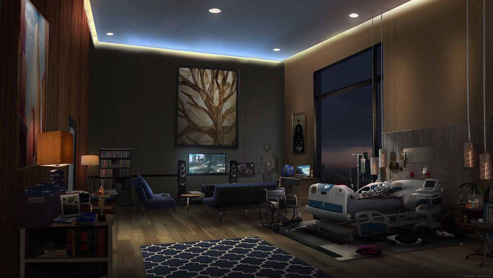 Việc chọn đúng đèn led giúp không gian thêm sang trọng hon