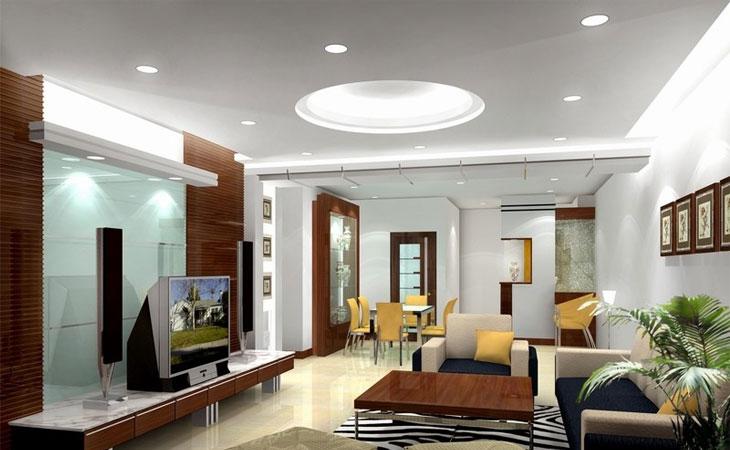 Bí quyết sử dụng ánh sáng trong kiến trúc căn phòng