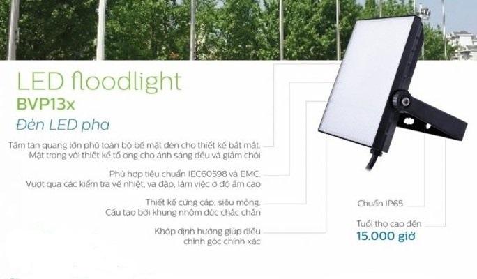 Đèn led chiếu sáng công nghiệp tại quảng ninh