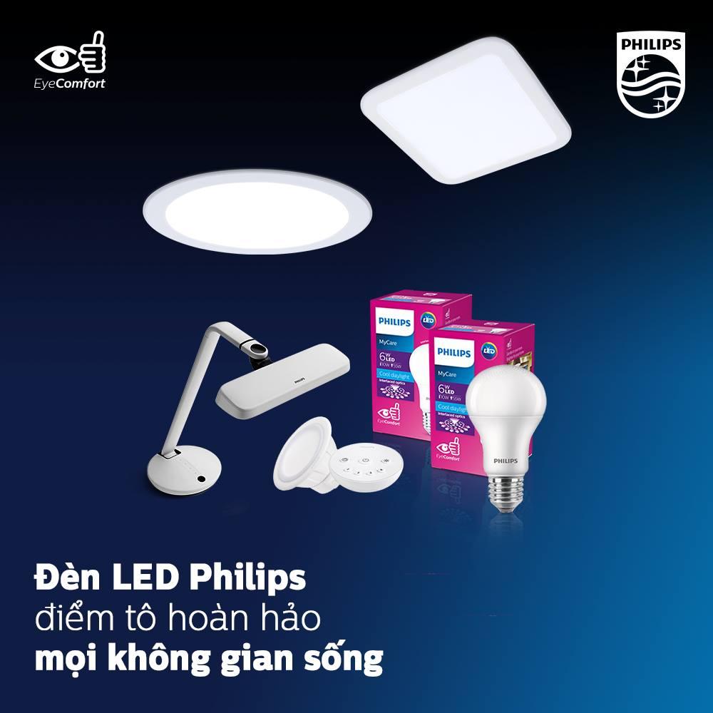 Đèn led chính hãng Philips