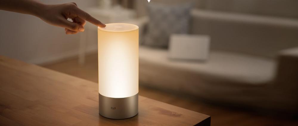 Sử dụng đèn ngủ thông minh cho bé