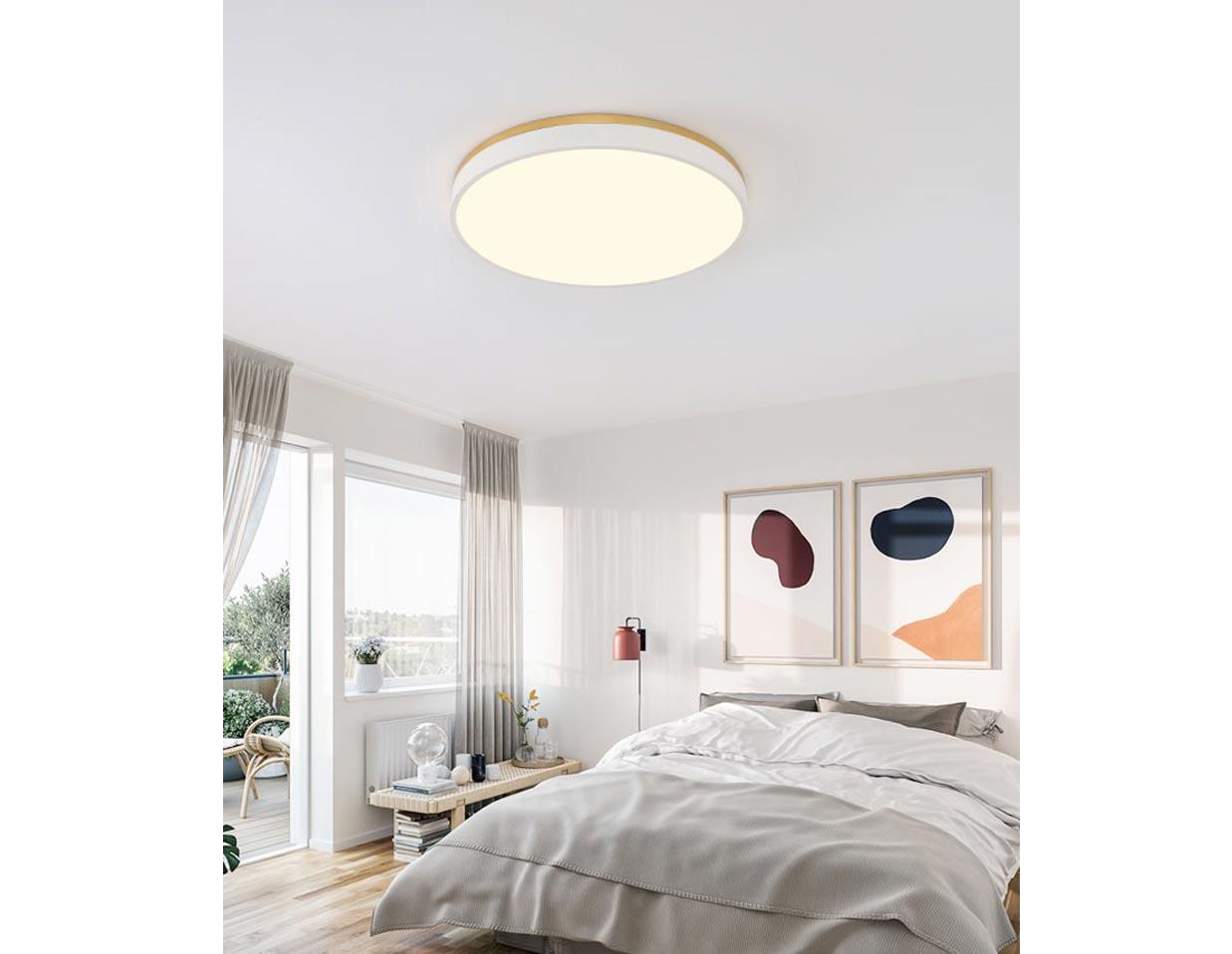 Đèn ốp trần cho phòng ngủ