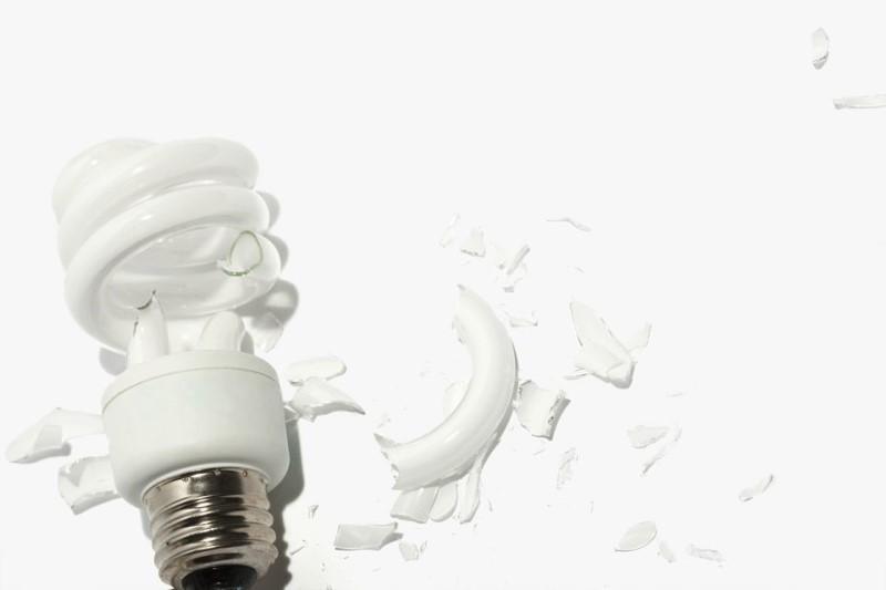 Độ bền của đèn compact