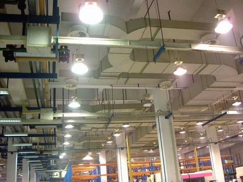 lựa chọn đèn led nhà xưởng