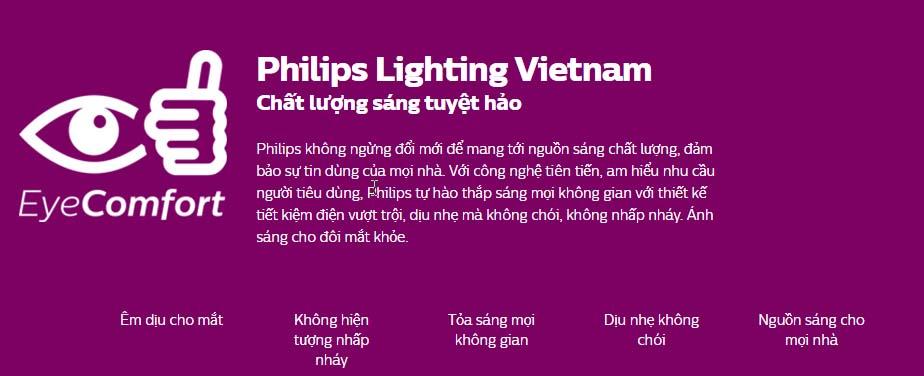 Lựa chọn bóng đèn philips do Elmall phân phối