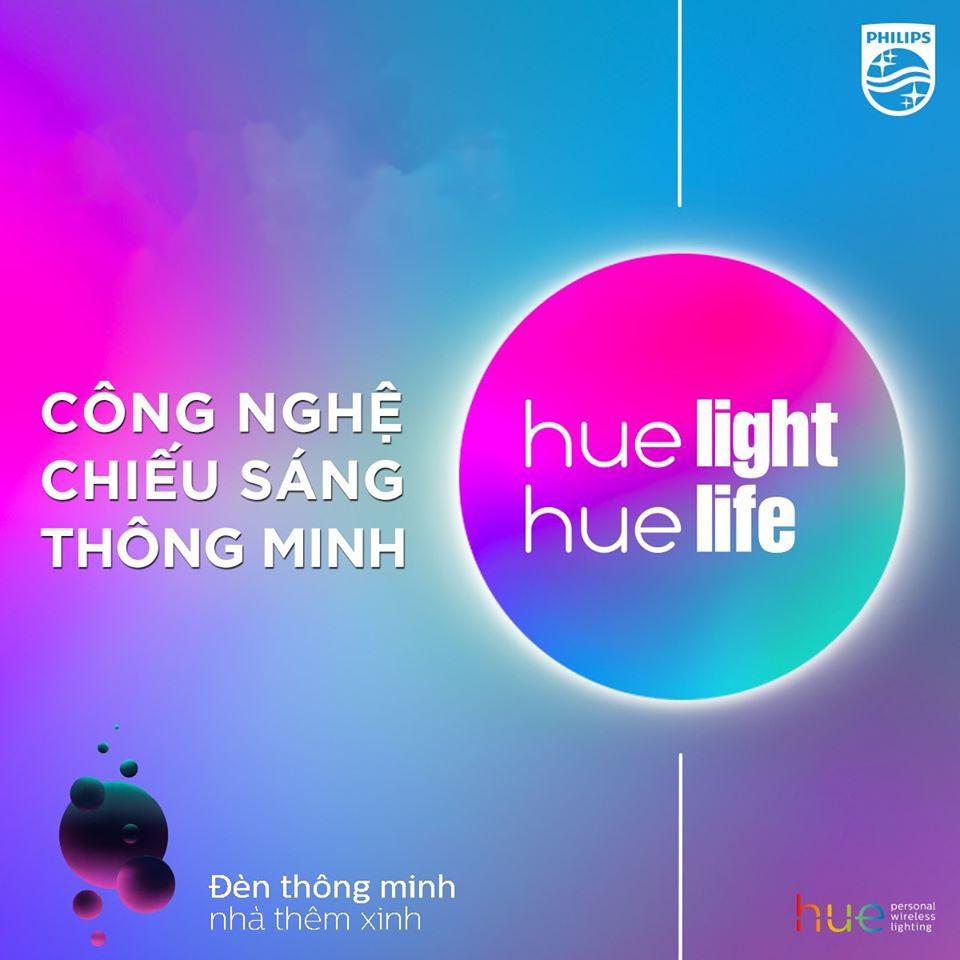 Sự kiện ra mắt công nghệ chiếu sáng thông minh Philips Hue