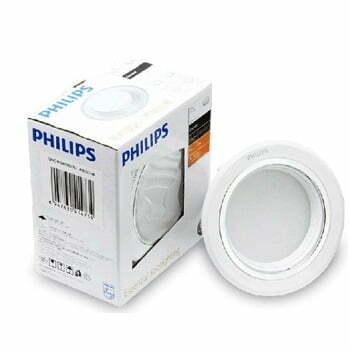 Đèn led âm trần Essential 30581 Philips mang lại cảm giác dễ chịu cho căn phòng của bạn