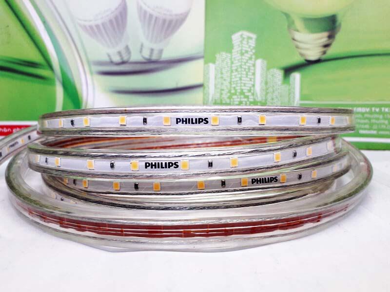 Tinh năng nổi bật đèn led dây LS051S Philips