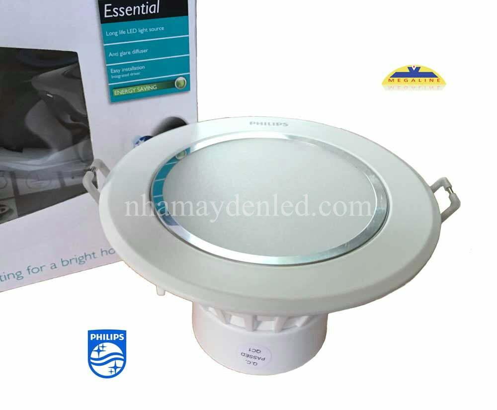 Đèn âm trần 66067 Philips sử dụng công nghệ led cao cấp