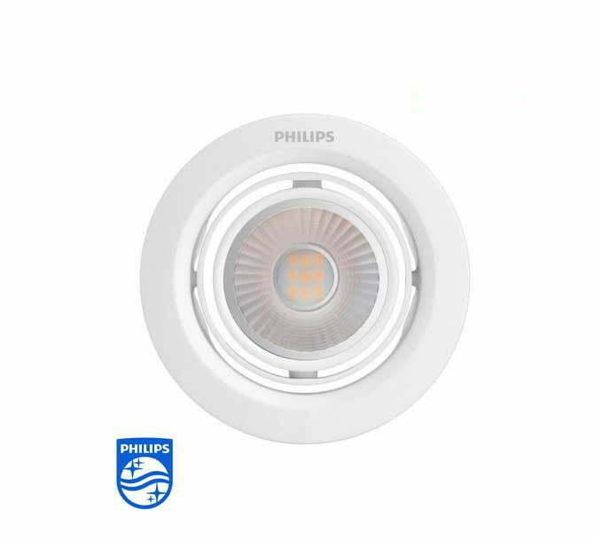 Đèn led chiếu điểm 59775 POMERON Philips