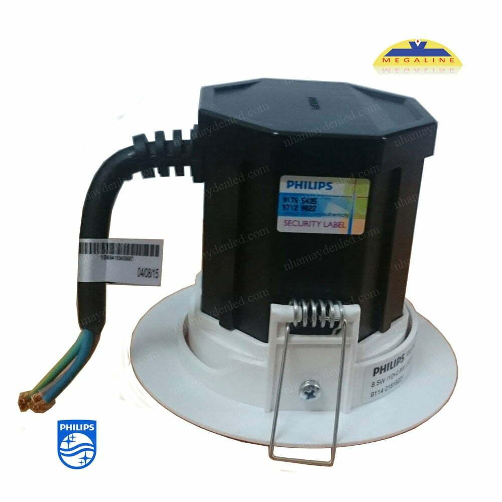 Đèn âm trần chiếu điểm RS013B 8.5W Philips