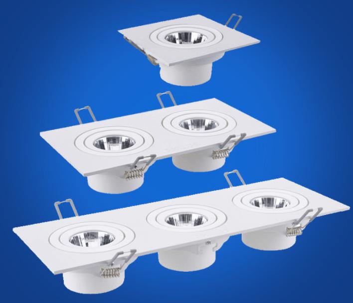 Bộ đèn âm trần GD022B 1 bóng Philips giải pháp tin cậy cho tiết kiệm chi phí mà không làm ảnh hưởng đến chất lượng ánh sáng