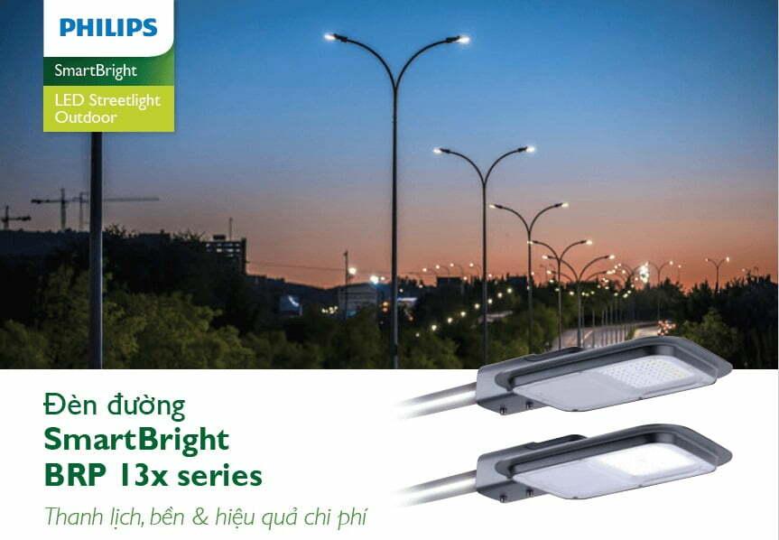 Hướng dẫn lắp đặt nhanh đèn đường led BRP132 Philips