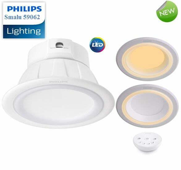 Đèn led âm trần 59062 Smalu RM Philips