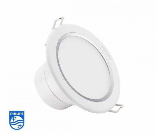 Đèn âm trần Silver LED Philips 80083