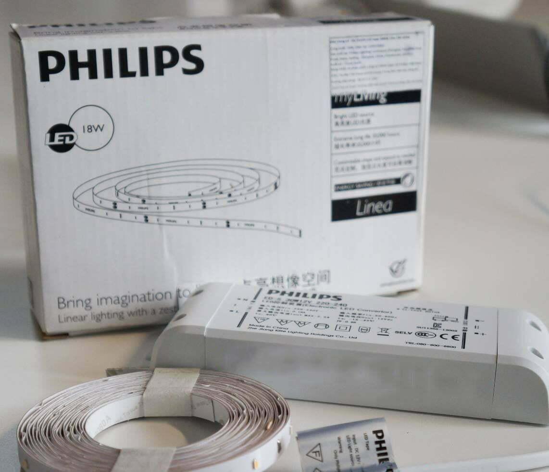 Đèn dây LS150S LED3 5m Philips giải pháp chiếu sáng xanh
