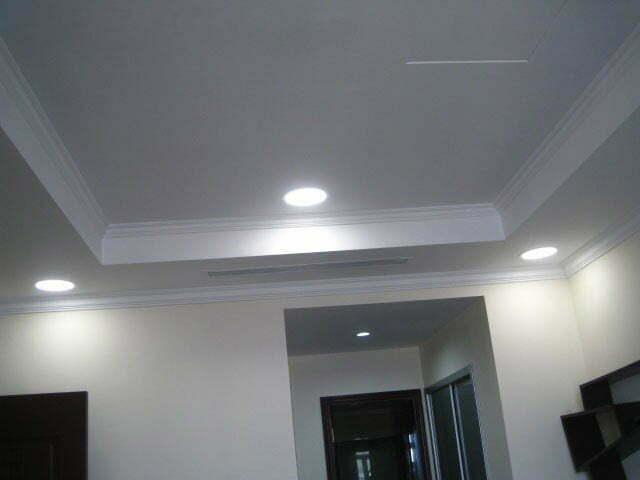 Ứng dụng đèn led ốp trần 17W 30805 Philips