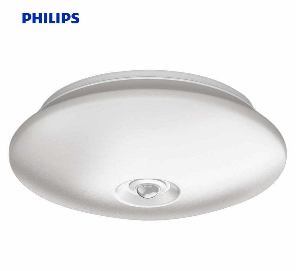 đèn ốp trần cảm ứng 16W danta 62234 Philips