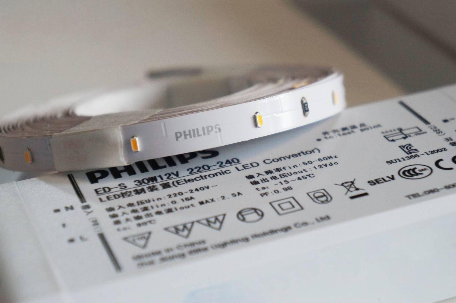 Đặc điểm dây led DLI 31059 Philips