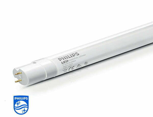 Bóng đèn LED tuýp T8 Philips 600mm 9w 840