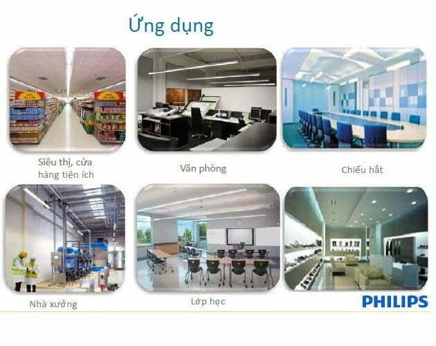 Đèn tuýp led 1200mm BN012C Philips