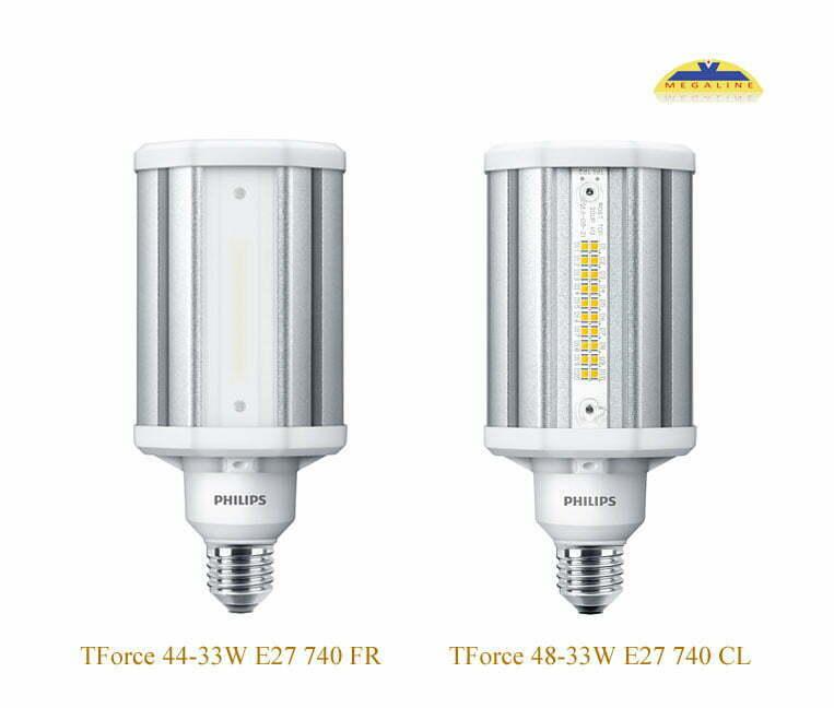 Tại sao đèn led Tforce HPL 33W Phlips lại tiết kiệm điện năng