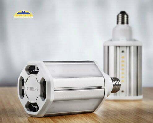 Đèn led nhà xưởng TForce LED HPL ND 25W E27 740 Philips
