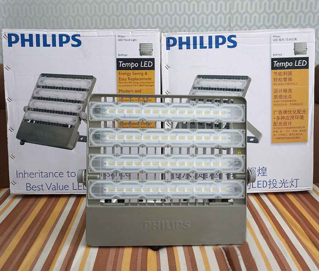 Đèn pha led BVP163 220W Philips