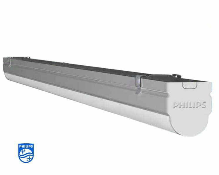 Đèn liền máng T8 BN012C Philips 600mm