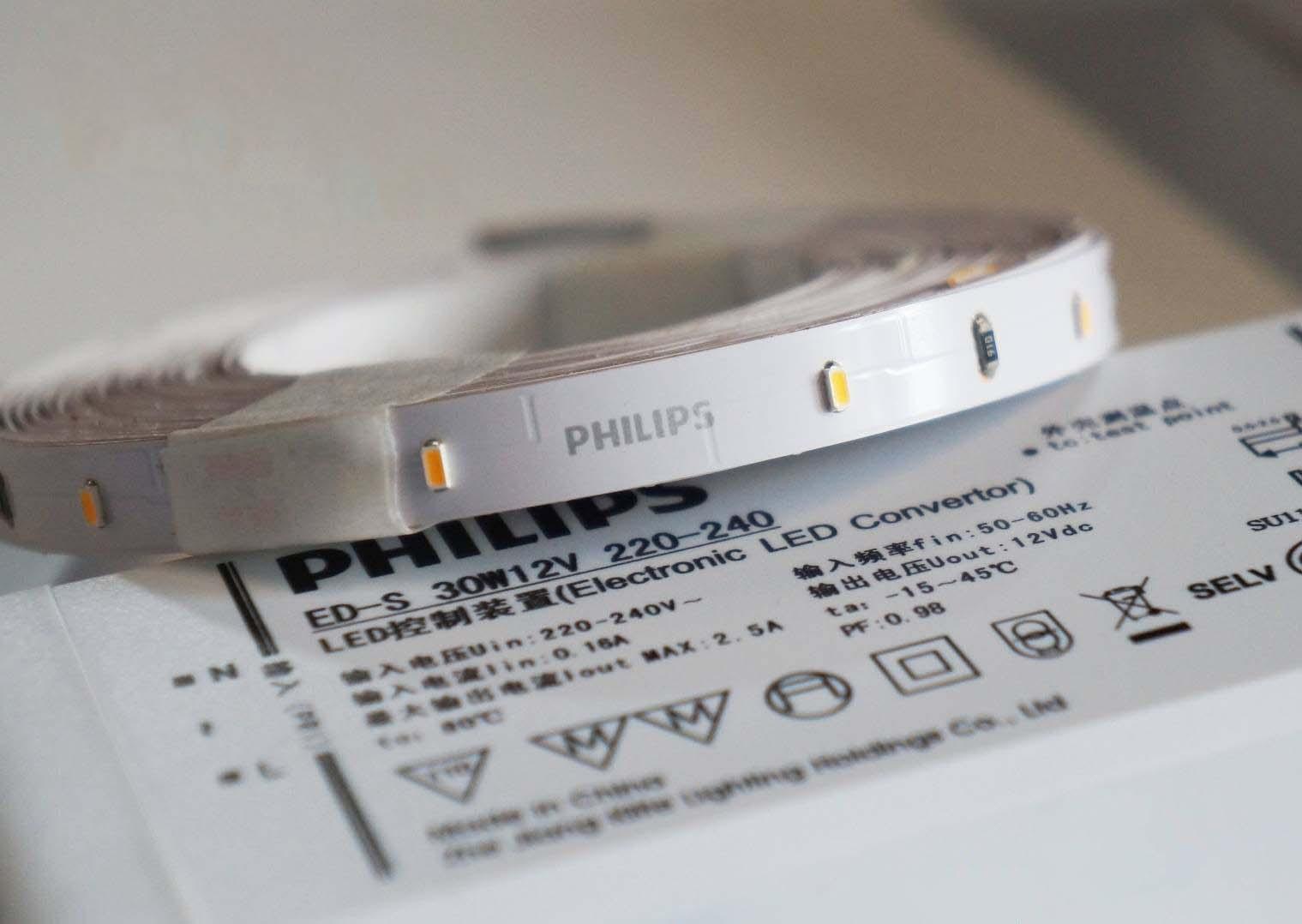 đèn dây LS052S LM800 Philips
