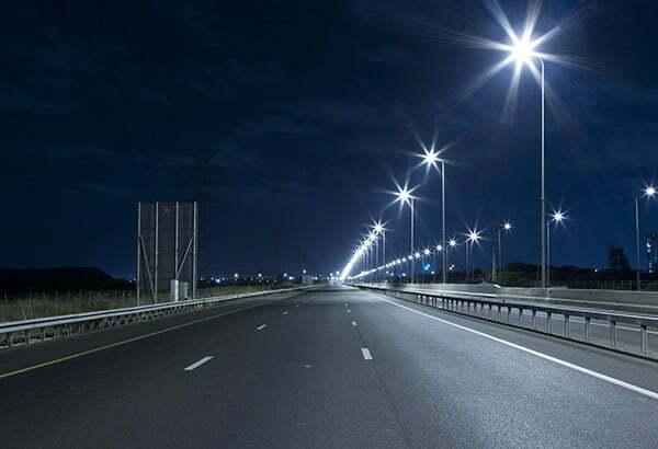 Ứng dụng đèn đường Philips