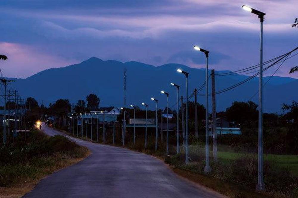 Ưu điểm của đèn đường led Philips